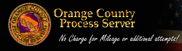 Orange County Process Serving